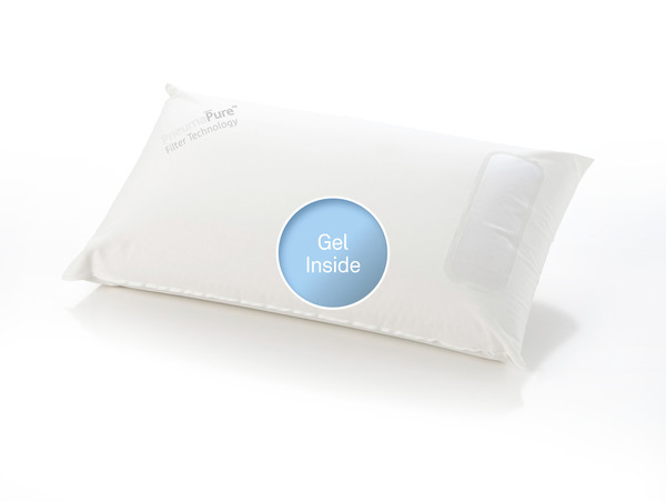 SleepAngel Pillow Gel Memory Foam